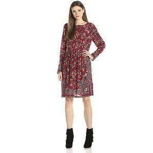 NWT LUCKY BRAND PATTERN DRESS